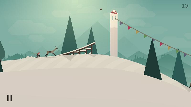 Altos-Adventure Screenshot