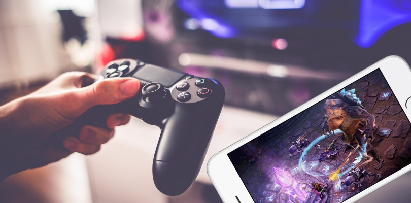 Console Gamers Are Playing More Mobile Games