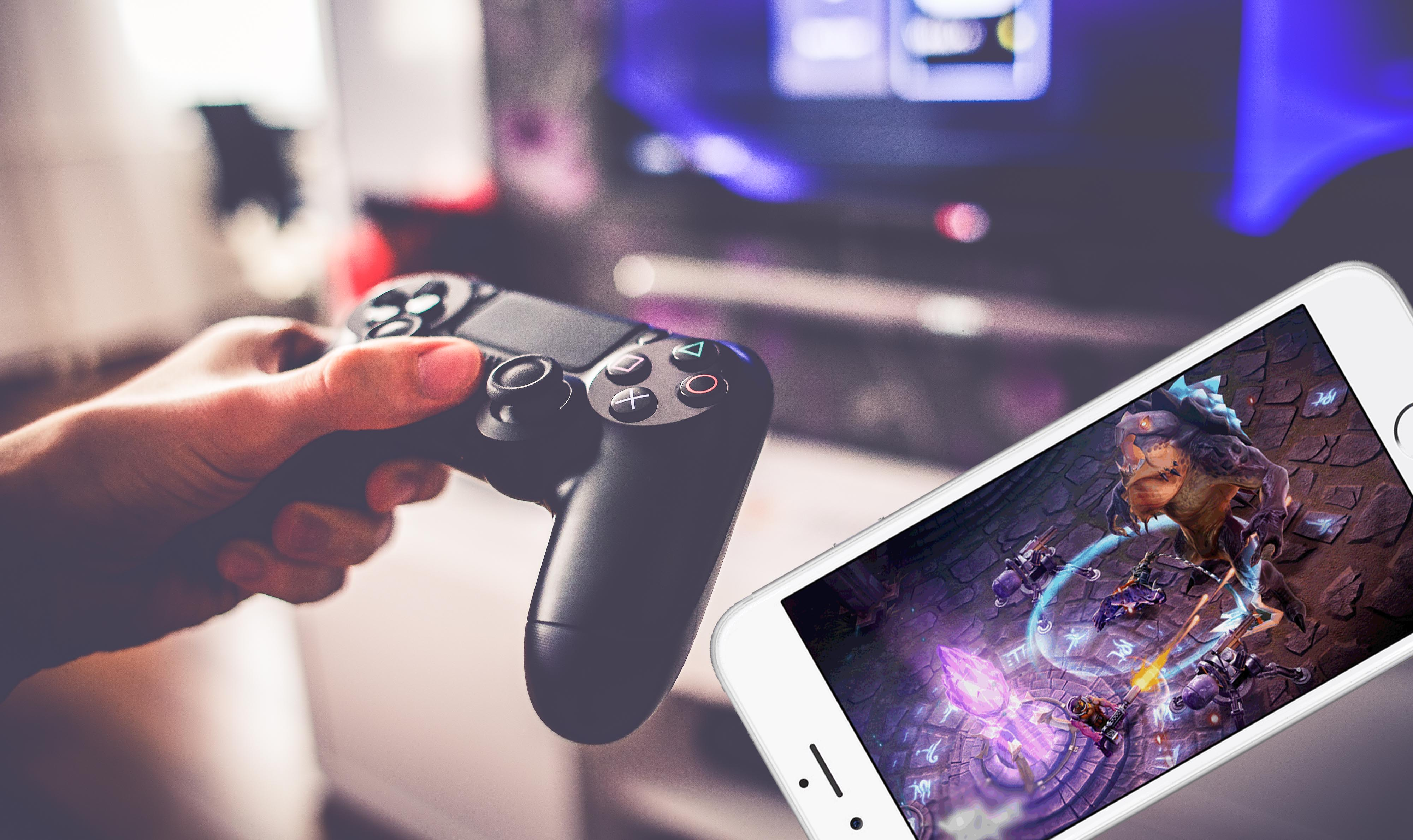 Mobile or console which gaming device will win the future for Console mobile